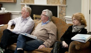 PLP Participants: Joe Burke, Paddy Creedon and Deirdre Rigby.